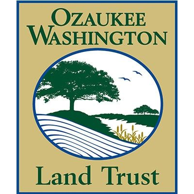 ozaukee washington land trust logo