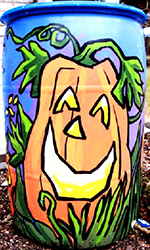 Rain Barrel GreatPumpkin 2011.jpg