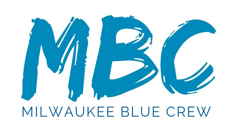 milwaukee blue crew logo