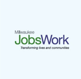 milwaukee job works logo
