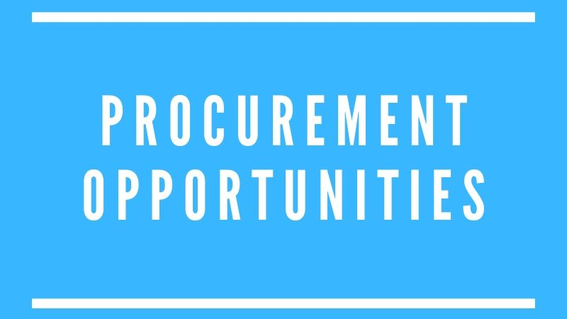 Procurement opportunities at MMSD
