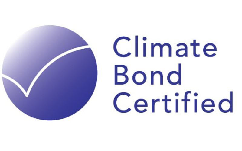 Climate Bond Certified