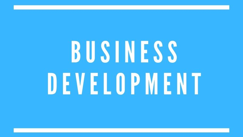 Business Development at MMSD