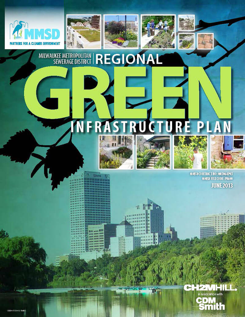 Green Infrastructure Magazine Cover